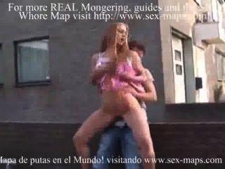 Porra prostituta na rua