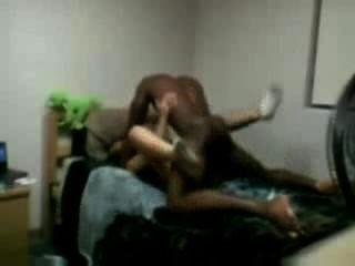 Texas longhorn estudante tape sexo com sua namorada irmãos
