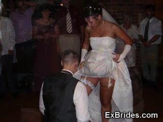 Verdadeiras noivas amadoras quentes!