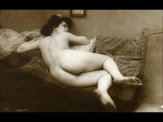 Parte 1 dos nudes do vintage
