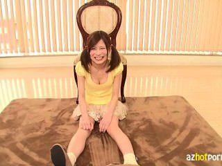 Raspada menina av debut de akira okamoto