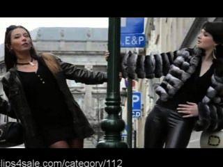 Couro sexy em clips4sale.com