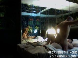 Sexo no quarto de hotel