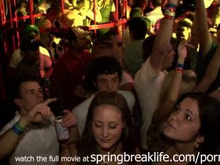 Club hotties em férias de primavera