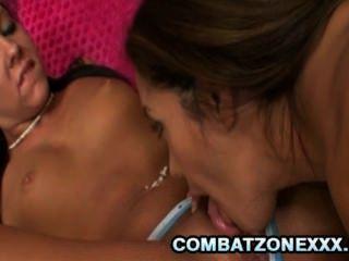 Francesca le e hera invernos duas babes delicioso ter sexo lésbico