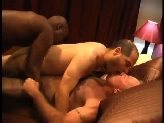 Interracial mature gay sex