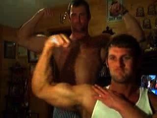 Melhor camshow por músculo amigos