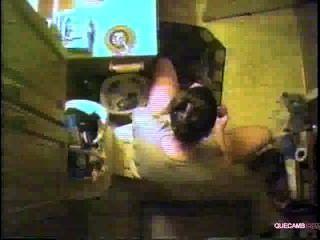 Garota sedutora desfruta sessão webcam 5548