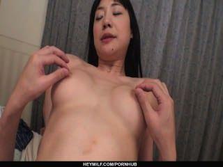 Miho wakabayashi suga em pov e fica creampied