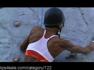 Ação de fitness quente em clips4sale.com
