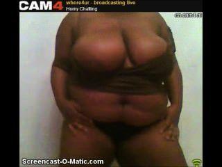 Whore4ur cam4 enorme slutty ébano tetas striptease