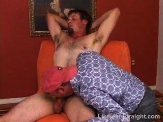 Casting mamada al chavo hetero 2