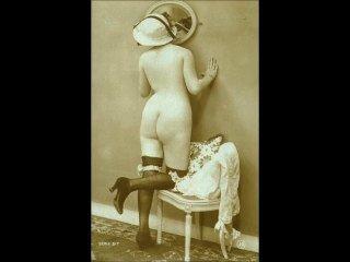 Imagens de vintage nudes part 3