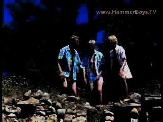 Jardim de verão de hammerboys tv