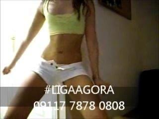 Dançando gostoso #ligaagora 09117 7878 0808