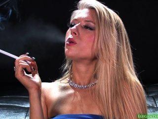 Michelle humedecido fumar 120s