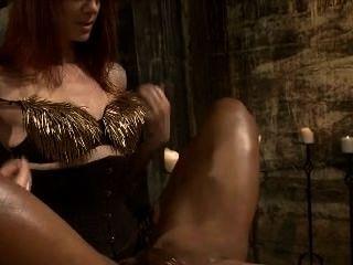 Mistress lava sua versão slave longa