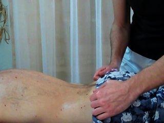 Experiência de massagem sensual 4 parte 1