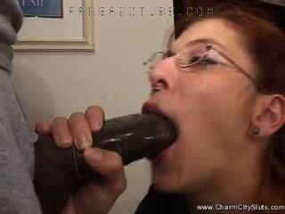 Raven fan girl que ama big black dick