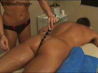 Reto pornstar ass jogar # 2 massagem e handjob