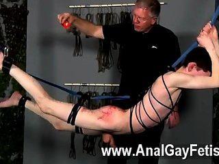 Gay clip de mestre sebastian kane tem a aaron aurora doce para brincar