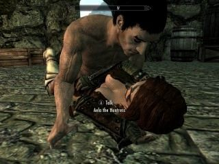 Skyrim: sexo com aela (remake do zion do fluke)