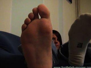 Pés e meias