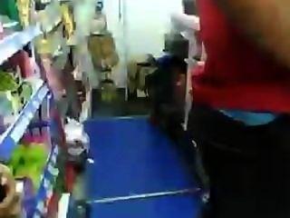Mexicano menina blowjob no trabalho