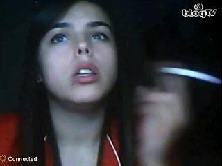 Turco teen fumando fetiche (não nu)