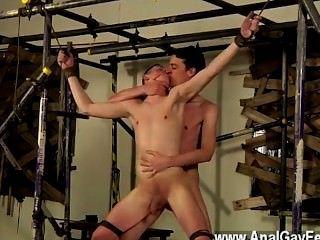 Gay jocks sean é como um monte de garotos autoritários, ele só quer um