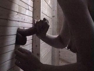Glória buraco feminino orgasmo tortura