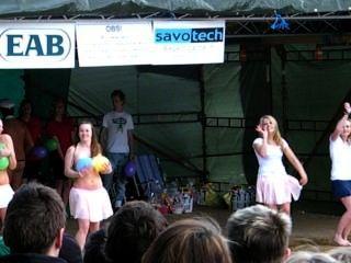 Dança de balão 6
