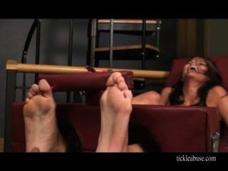 Verão muito ticklish