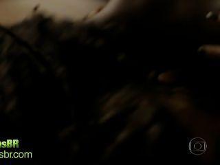 Nanda costa nua em série de tv www.mundodasfamosas.com