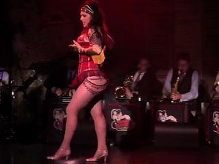 Dannie diesel burlesque