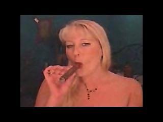 Fumar charuto dobro