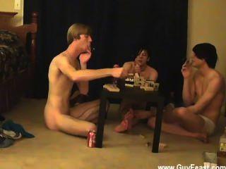 Hardcore gay traço e william se reúnem com seu novo amigo austin