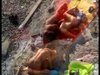 Sexo na praia amador # 104