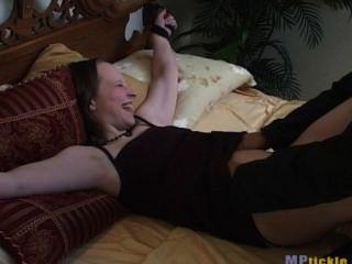 Cócegas na cama