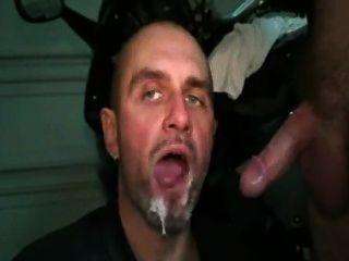 2 motociclistas fuk minha boca
