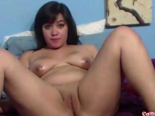 Me assista sexy asiática adolescente, faerydae, agitar meu jovem perfeito burro e masturba