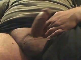 Urso italiano maduro enormes cumshot