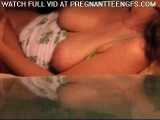 Gf grávida é fodida em casa pelo namorado