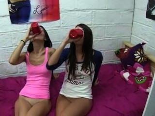 Lindas lésbicas lésbicas lamber bichanos