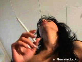 Fumar e andar de corrida