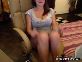 Adolescente quente mostrando na webcam episódio 64