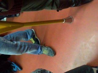 Ereccion no metro de madrid