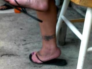 Falantes flip flops feminino sexy
