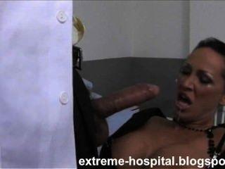 Extremo hospital mandy brilhante jasmine webb