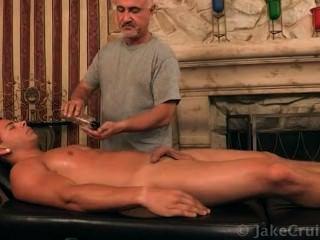 Lado sensible kris jamieson massaged